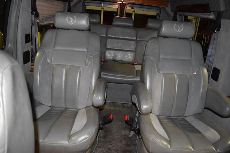 2003 Dodge Ram Van for sale at CRESTWOOD AUTO AUCTION in Crestwood IL