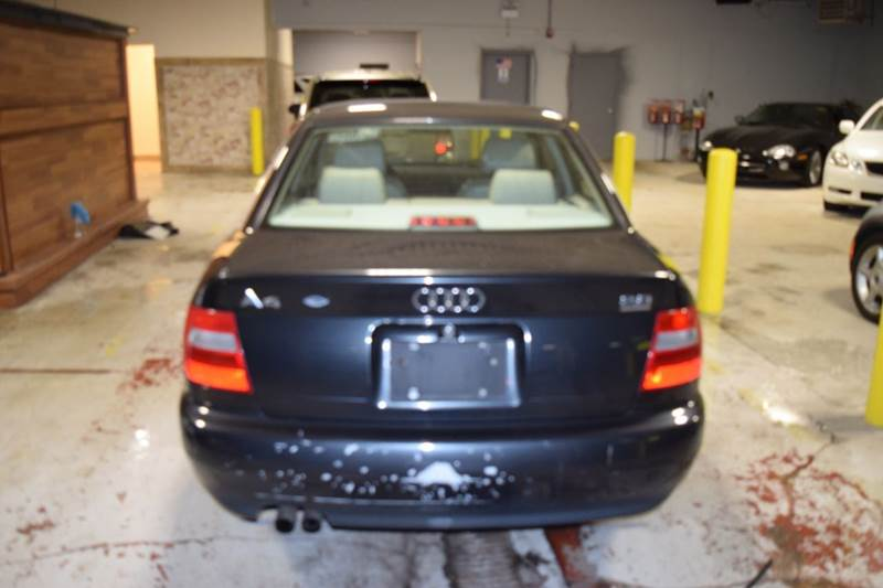 1999 Audi A4 for sale at CRESTWOOD AUTO AUCTION in Crestwood IL