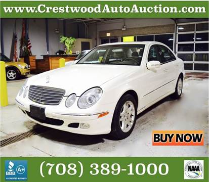 2004 Mercedes-Benz E-Class for sale in Crestwood, IL