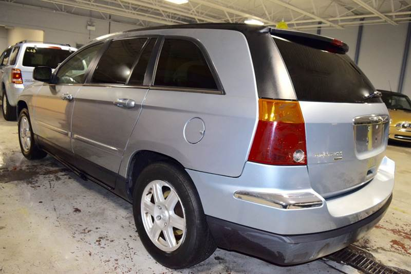 2006 Chrysler Pacifica for sale at CRESTWOOD AUTO AUCTION in Crestwood IL