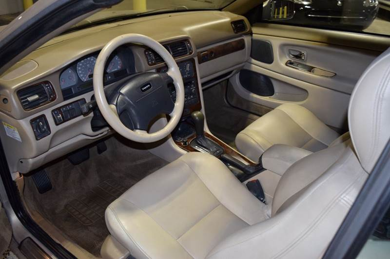 2002 Volvo C70 for sale at CRESTWOOD AUTO AUCTION in Crestwood IL