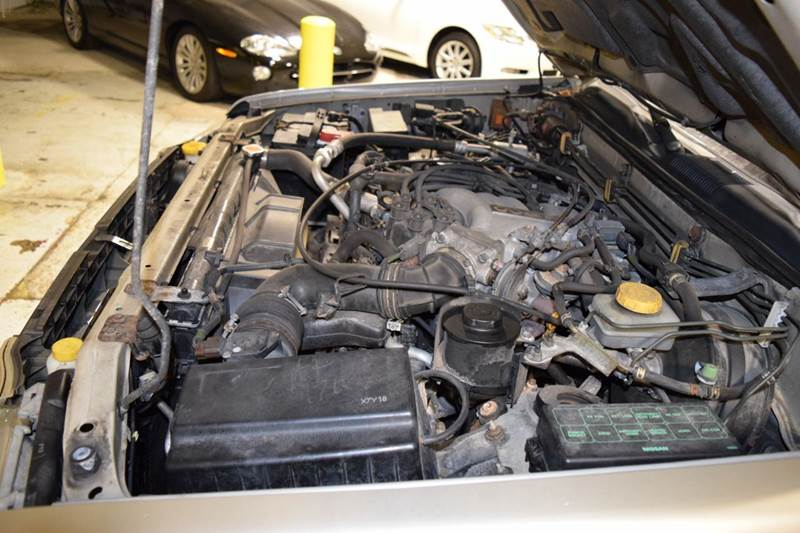 1998 Infiniti QX4 for sale at CRESTWOOD AUTO AUCTION in Crestwood IL
