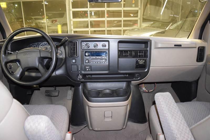 2003 GMC Savana Passenger for sale at CRESTWOOD AUTO AUCTION in Crestwood IL