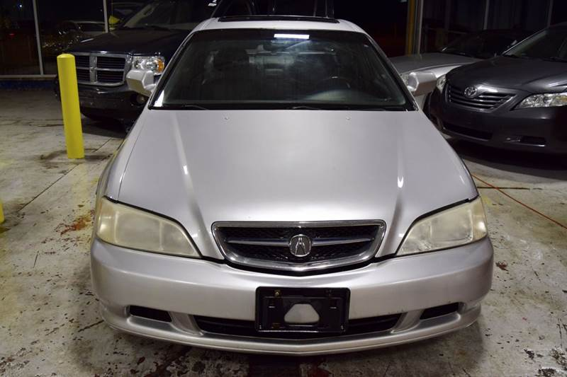 2001 Acura TL for sale at CRESTWOOD AUTO AUCTION in Crestwood IL