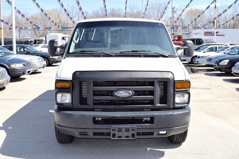 2010 Ford E-Series Cargo for sale at CRESTWOOD AUTO AUCTION in Crestwood IL