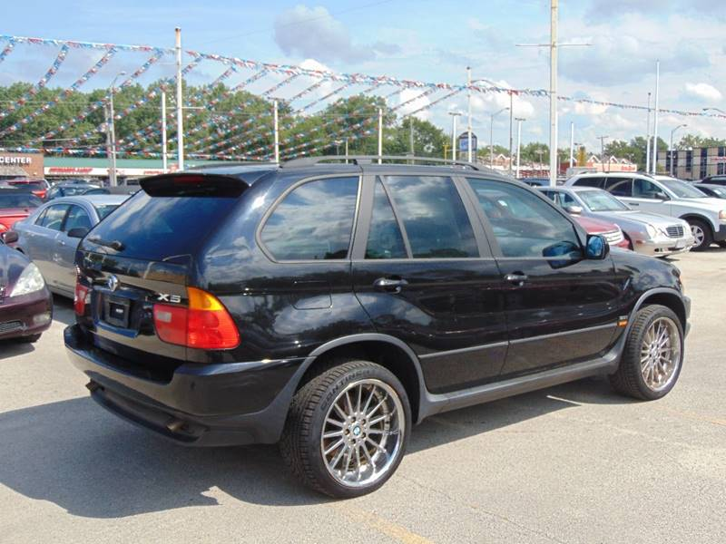2003 BMW X5 for sale at CRESTWOOD AUTO AUCTION in Crestwood IL