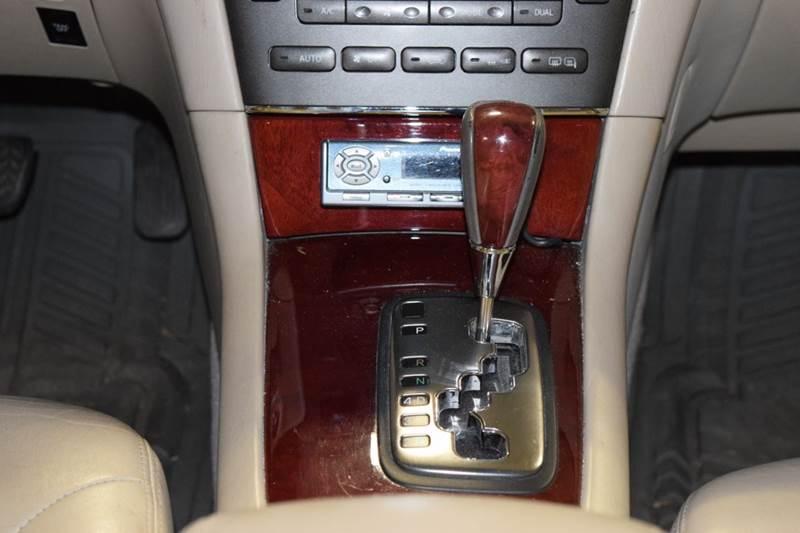 2003 Lexus ES 300 for sale at CRESTWOOD AUTO AUCTION in Crestwood IL