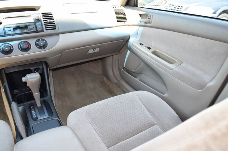 2002 Toyota Camry for sale at CRESTWOOD AUTO AUCTION in Crestwood IL