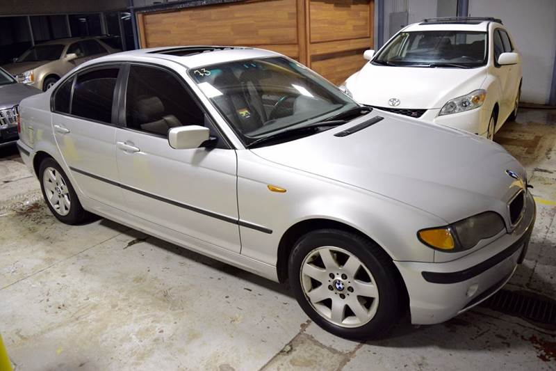 2002 bmw 3 series awd 325xi 4dr sedan in crestwood il. Black Bedroom Furniture Sets. Home Design Ideas