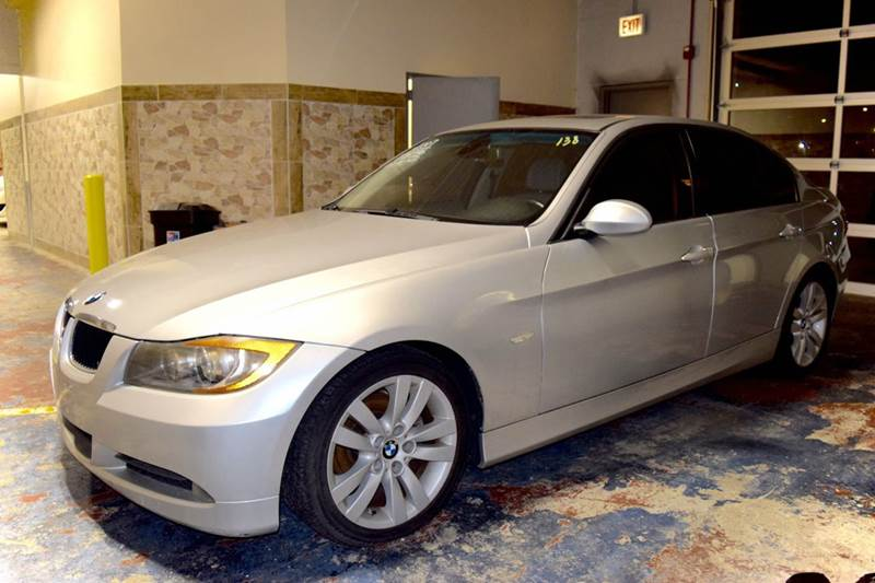 2007 BMW 3 Series for sale at CRESTWOOD AUTO AUCTION in Crestwood IL