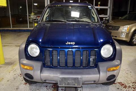 2002 Jeep Liberty for sale in Crestwood, IL
