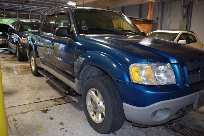 2001 Ford Explorer Sport Trac for sale at CRESTWOOD AUTO AUCTION in Crestwood IL