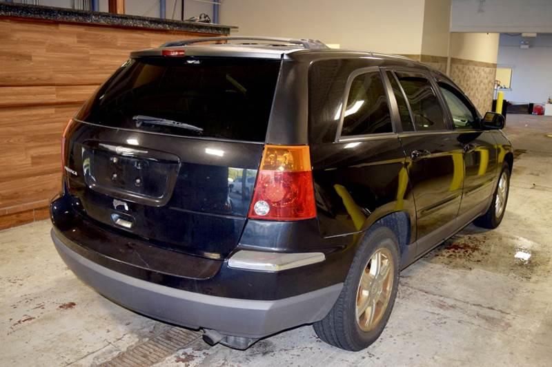 2004 Chrysler Pacifica for sale at CRESTWOOD AUTO AUCTION in Crestwood IL