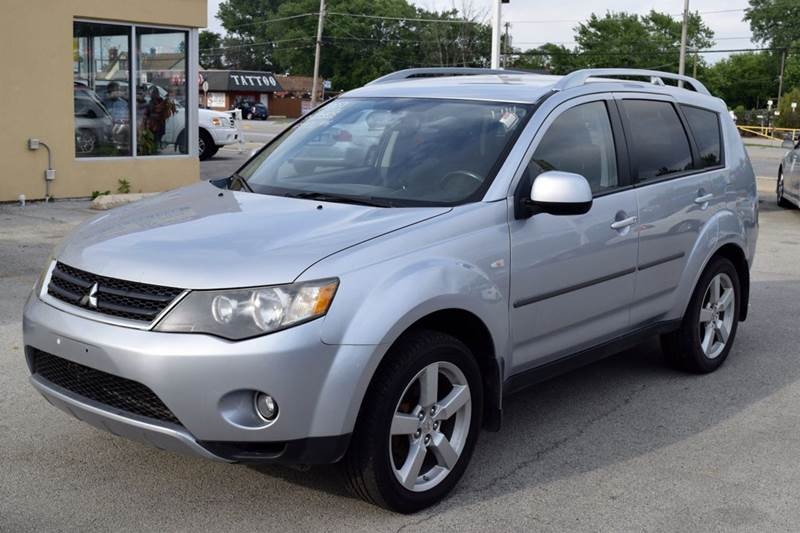 2007 mitsubishi outlander awd xls 4dr suv in crestwood il. Black Bedroom Furniture Sets. Home Design Ideas