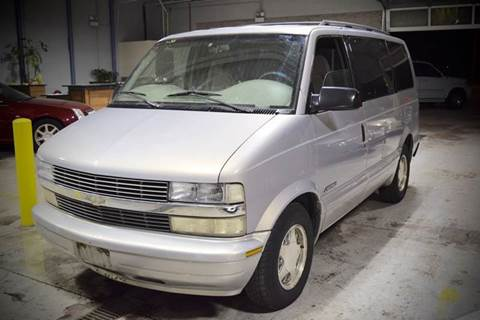 2000 Chevrolet Astro For Sale In Crestwood Il