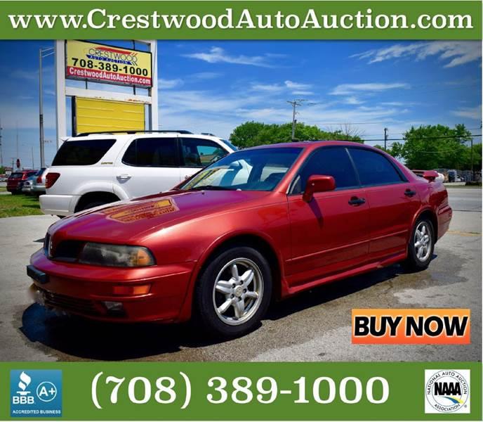 2003 Mitsubishi Diamante for sale at CRESTWOOD AUTO AUCTION in Crestwood IL