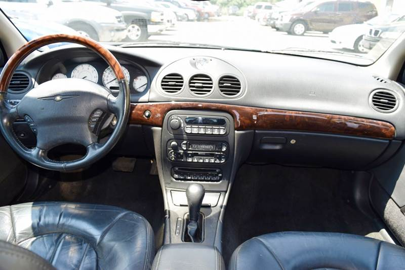 2004 Chrysler 300M for sale at CRESTWOOD AUTO AUCTION in Crestwood IL