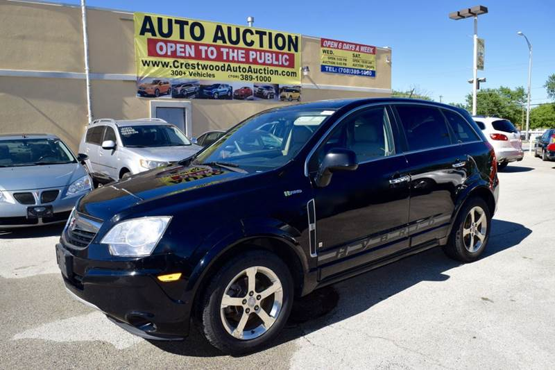 2009 Saturn Vue for sale at CRESTWOOD AUTO AUCTION in Crestwood IL
