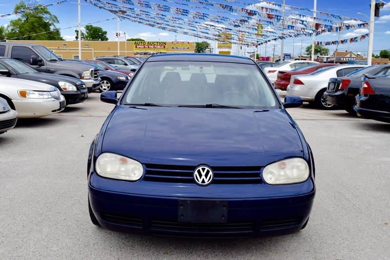 2003 Volkswagen Golf for sale at CRESTWOOD AUTO AUCTION in Crestwood IL