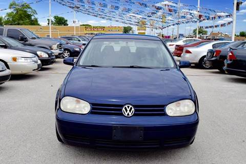 2003 Volkswagen Golf for sale in Crestwood, IL