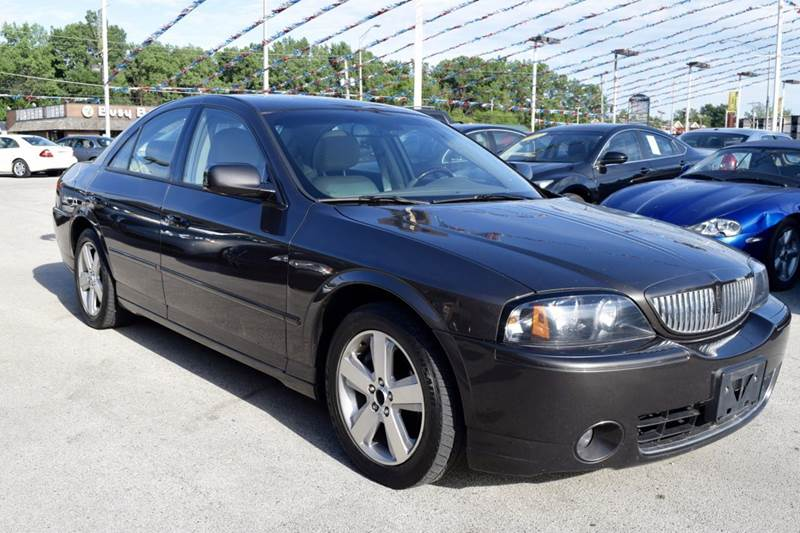 2006 Lincoln LS for sale at CRESTWOOD AUTO AUCTION in Crestwood IL