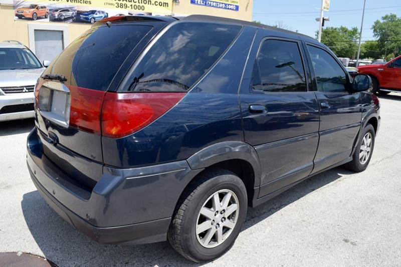 2004 Buick Rendezvous for sale at CRESTWOOD AUTO AUCTION in Crestwood IL