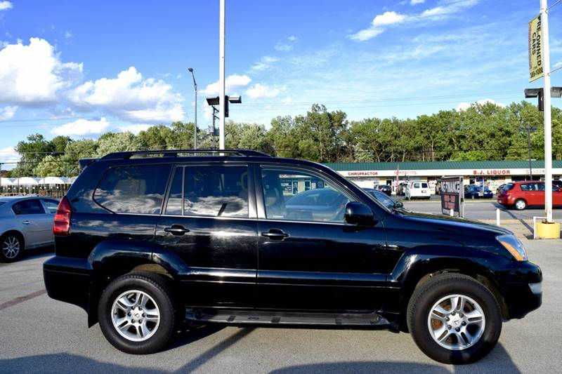 2004 Lexus GX 470 for sale at CRESTWOOD AUTO AUCTION in Crestwood IL