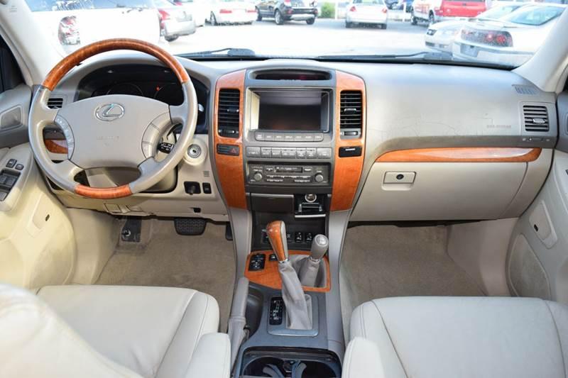 2004 Lexus GX 470 for sale at CRESTWOOD AUTO AUCTION in Crestwood IL