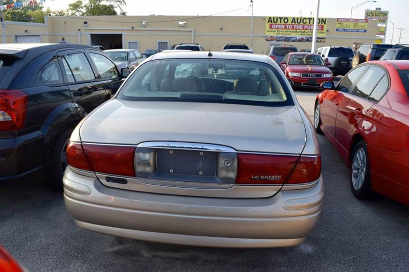 2005 Buick LeSabre for sale at CRESTWOOD AUTO AUCTION in Crestwood IL
