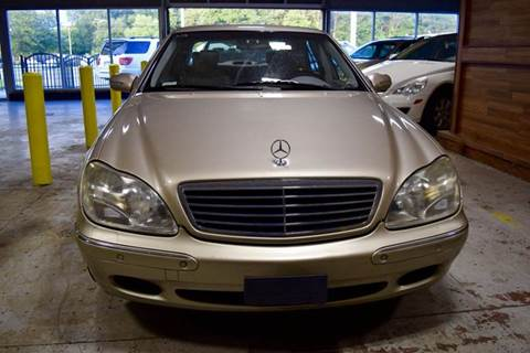 used 2000 mercedes benz s class for sale. Black Bedroom Furniture Sets. Home Design Ideas