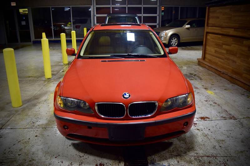 2003 BMW 3 Series for sale at CRESTWOOD AUTO AUCTION in Crestwood IL