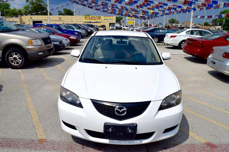 2005 Mazda MAZDA3 for sale at CRESTWOOD AUTO AUCTION in Crestwood IL