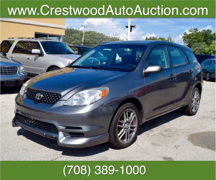 2007 Toyota Matrix for sale at CRESTWOOD AUTO AUCTION in Crestwood IL