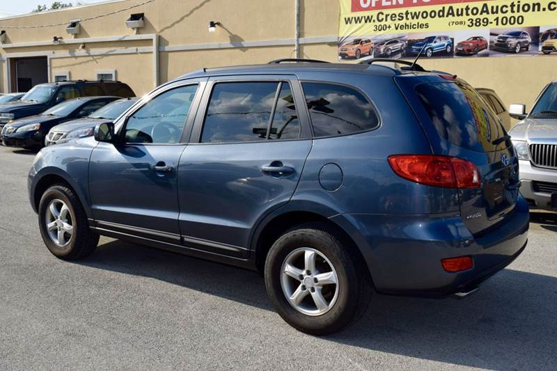 2007 hyundai santa fe awd gls 4dr suv in crestwood il crestwood auto auction. Black Bedroom Furniture Sets. Home Design Ideas