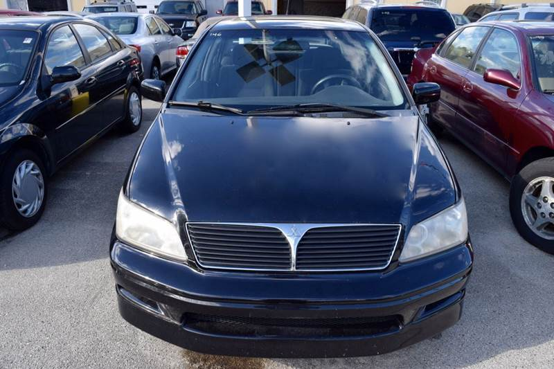 2003 Mitsubishi Lancer for sale at CRESTWOOD AUTO AUCTION in Crestwood IL