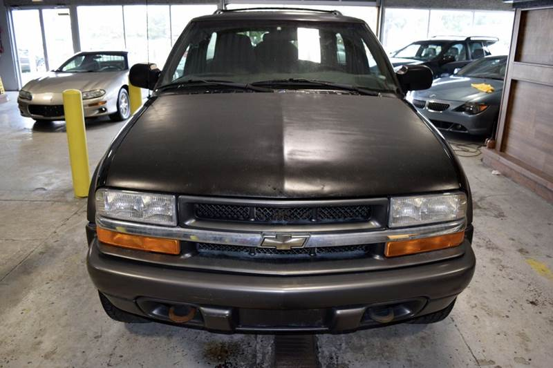 2000 Chevrolet Blazer for sale at CRESTWOOD AUTO AUCTION in Crestwood IL