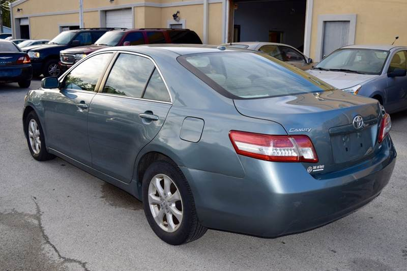 2011 Toyota Camry for sale at CRESTWOOD AUTO AUCTION in Crestwood IL