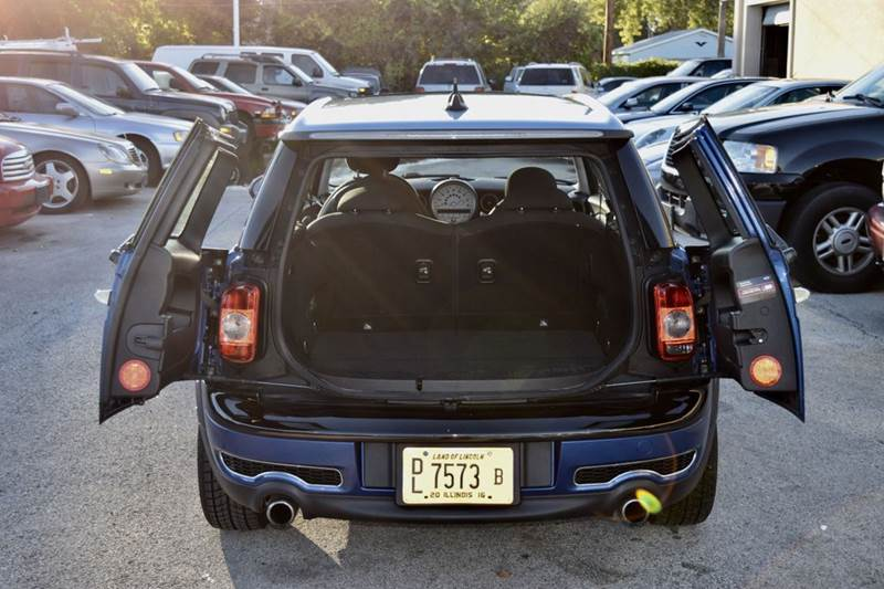 2009 MINI Cooper Clubman for sale at CRESTWOOD AUTO AUCTION in Crestwood IL