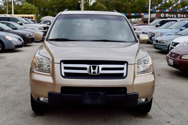2006 Honda Pilot for sale at CRESTWOOD AUTO AUCTION in Crestwood IL