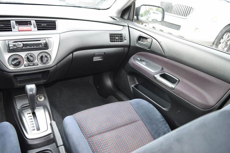 2004 Mitsubishi Lancer Sportback for sale at CRESTWOOD AUTO AUCTION in Crestwood IL