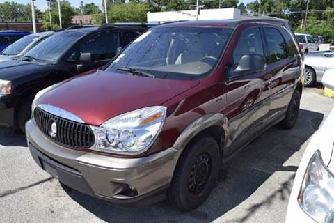 2004 Buick Rendezvous for sale in Crestwood, IL