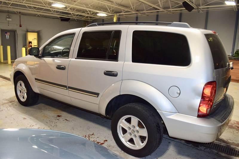2008 Dodge Durango for sale at CRESTWOOD AUTO AUCTION in Crestwood IL