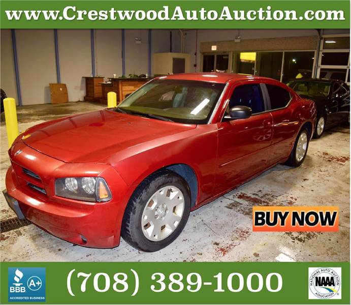 2006 Dodge Charger for sale at CRESTWOOD AUTO AUCTION in Crestwood IL