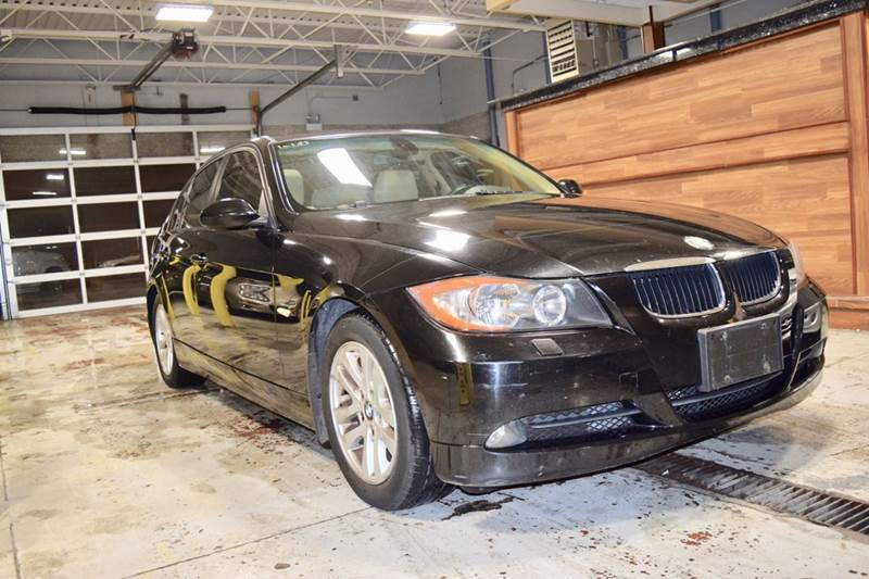 2006 BMW 3 Series for sale at CRESTWOOD AUTO AUCTION in Crestwood IL