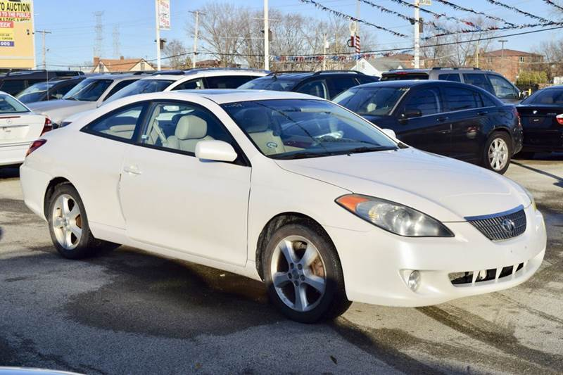 2005 Toyota Camry Solara for sale at CRESTWOOD AUTO AUCTION in Crestwood IL
