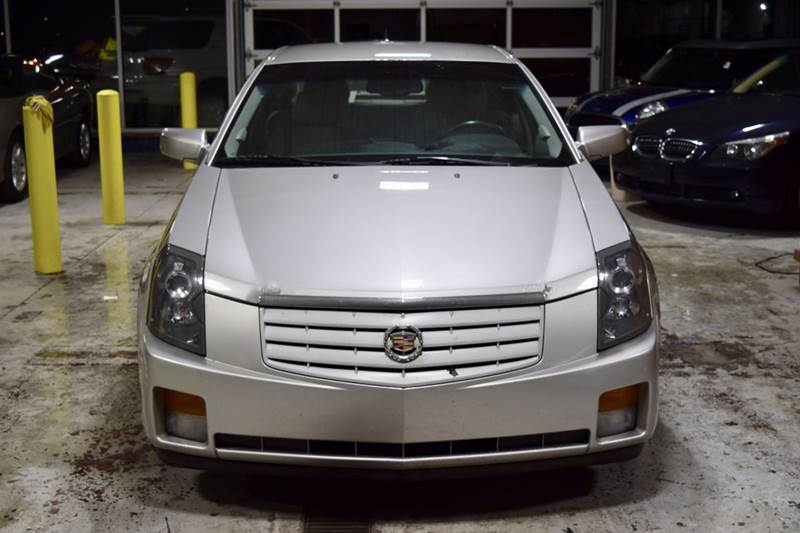 2007 Cadillac CTS for sale at CRESTWOOD AUTO AUCTION in Crestwood IL