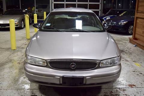 1999 Buick Century for sale at CRESTWOOD AUTO AUCTION in Crestwood IL