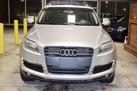 2008 Audi Q7 for sale at CRESTWOOD AUTO AUCTION in Crestwood IL