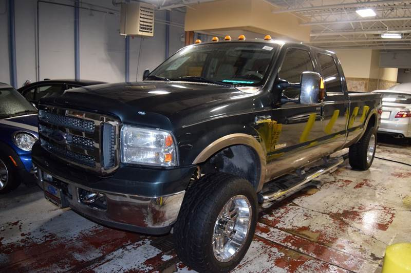 2007 Ford F-250 Super Duty for sale at CRESTWOOD AUTO AUCTION in Crestwood IL