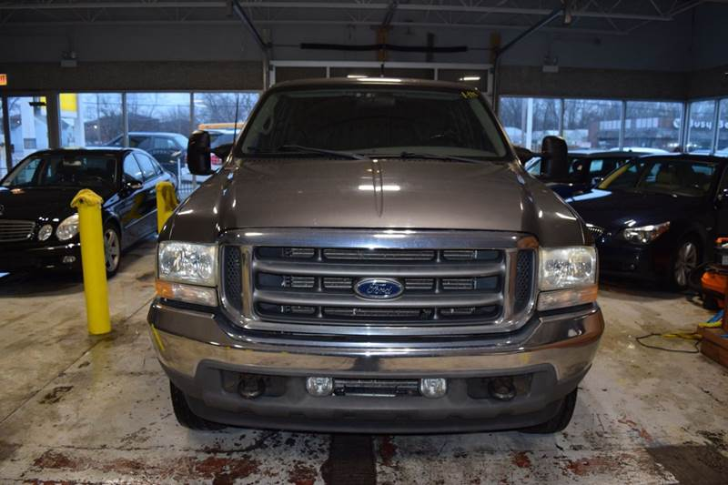 2002 Ford F-350 Super Duty for sale at CRESTWOOD AUTO AUCTION in Crestwood IL